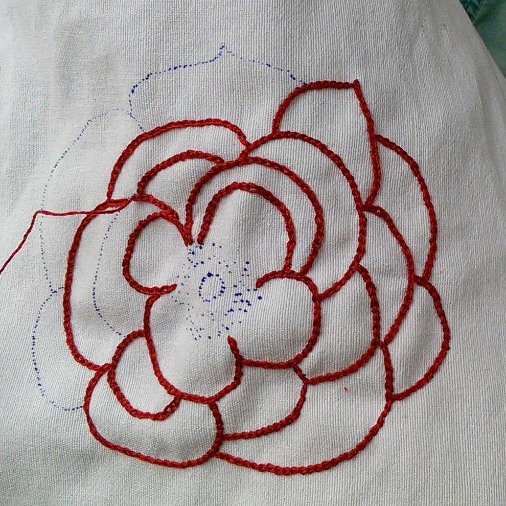 Rose undervejs 7